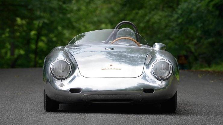 Porsche 550 A Spyder Front 2
