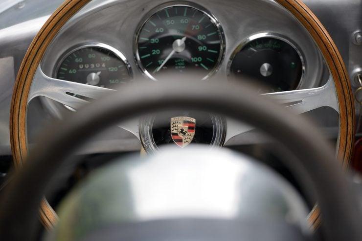 Porsche 550 A Spyder Gauges