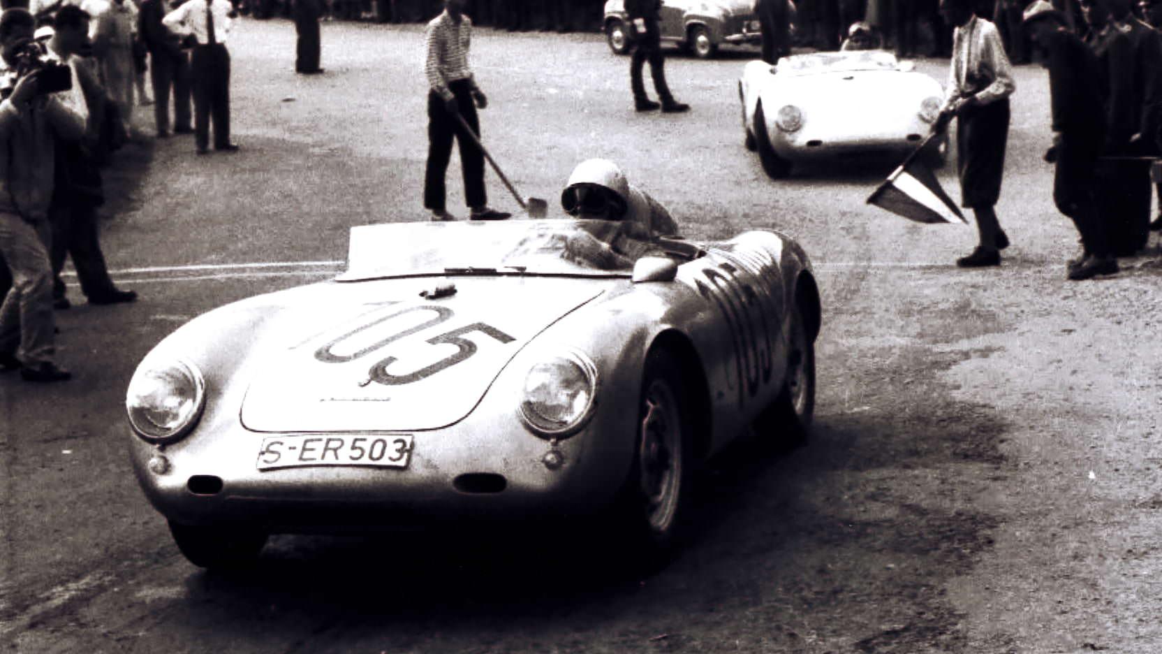 Porsche Targa For Sale >> The German Giant Killer - An Original Porsche 550A Spyder