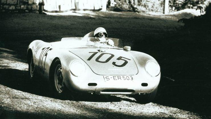 Porsche 550 A Spyder Racing 4