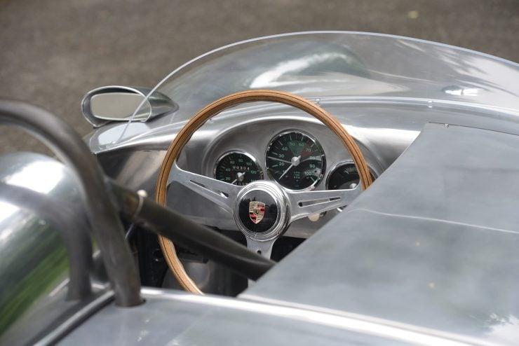 Porsche 550 A Spyder Steering Wheel