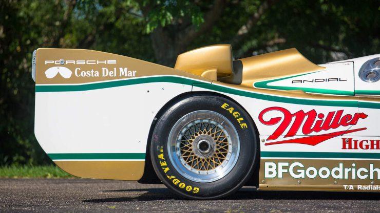 Porsche 962 Back Wheel