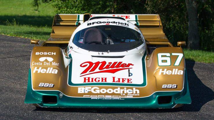 Porsche 962 Front 2