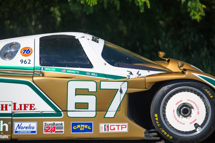 Porsche 962 Profile