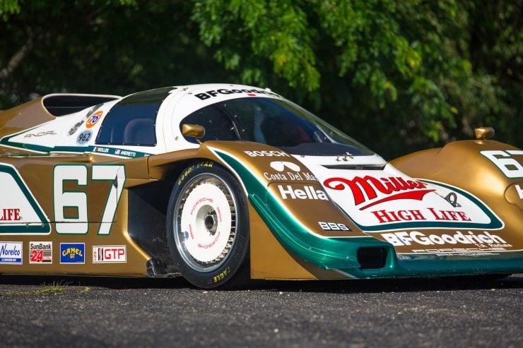 Porsche 962 Wheel