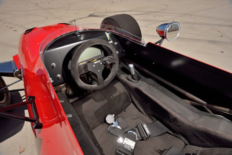 Scarbo SVF1 Cockpit