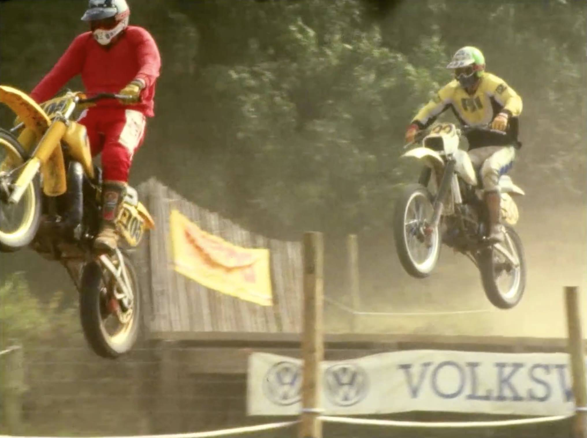Scramble - A 1981 Motocross Film By Syd Pearman