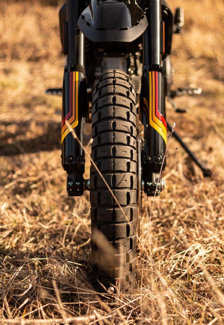 Ducati Scrambler Desert Sled Tire