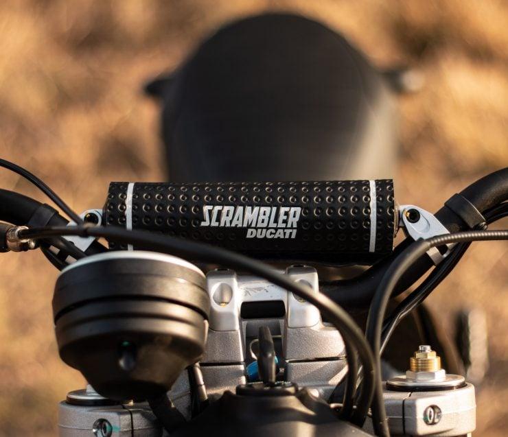 Ducati Scrambler Desert Sled Logo