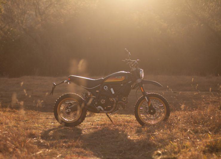 Ducati Scrambler Desert Sled 3