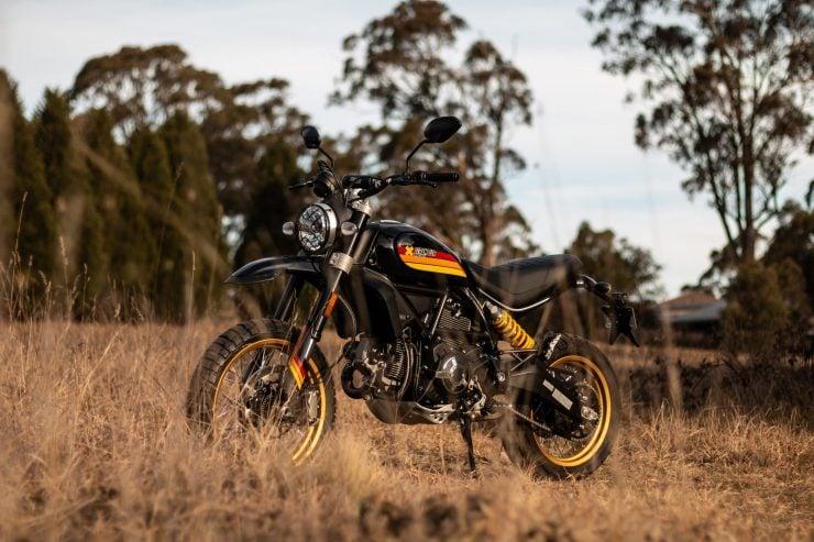 Ducati Scrambler Desert Sled 1