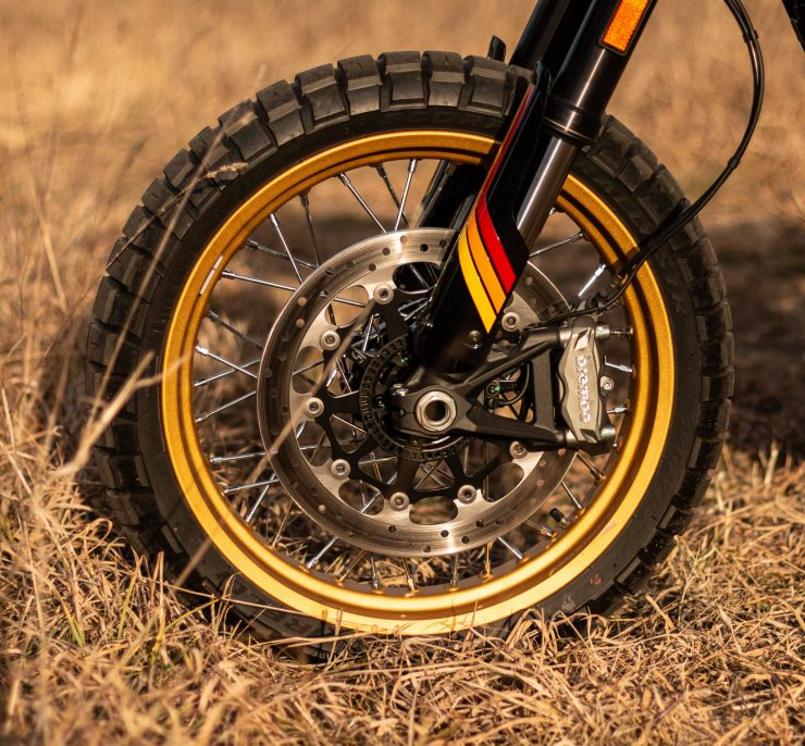 Ducati Scrambler Desert Sled Brembo Brake