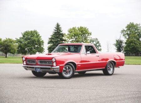 1965 Pontiac GTO Chief Camino