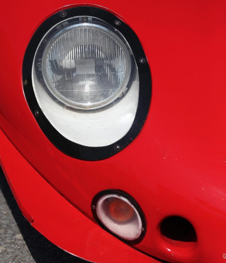 1968-69-Type Ford P68 F3L Prototype Racing Car Headlight