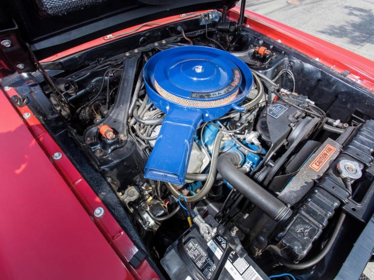 1969 Shelby GT500 Engine