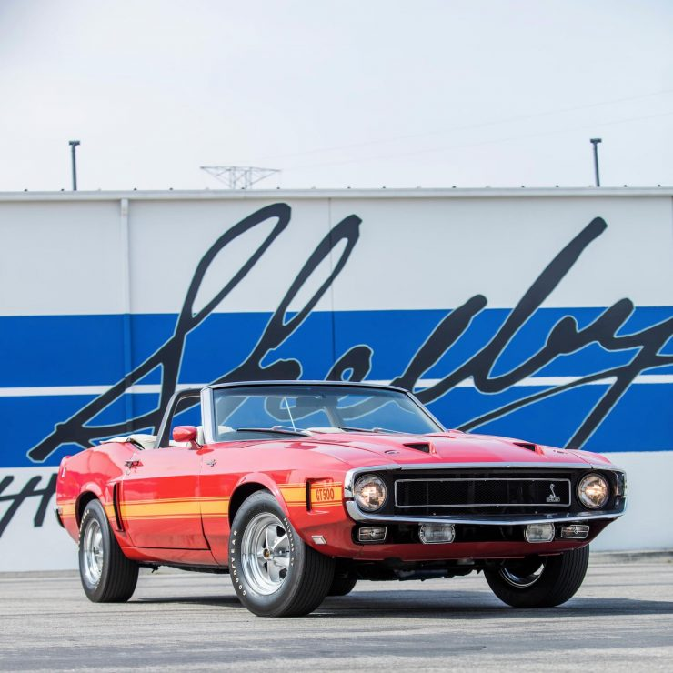 1969 Shelby GT500 Main