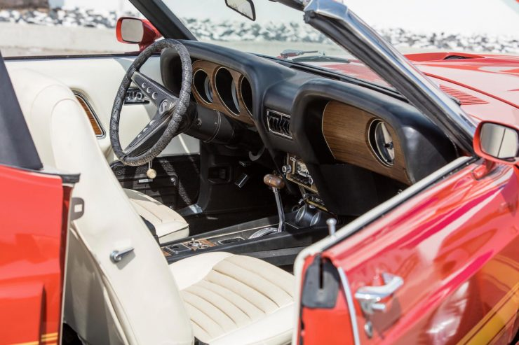 1969 Shelby GT500 Interior