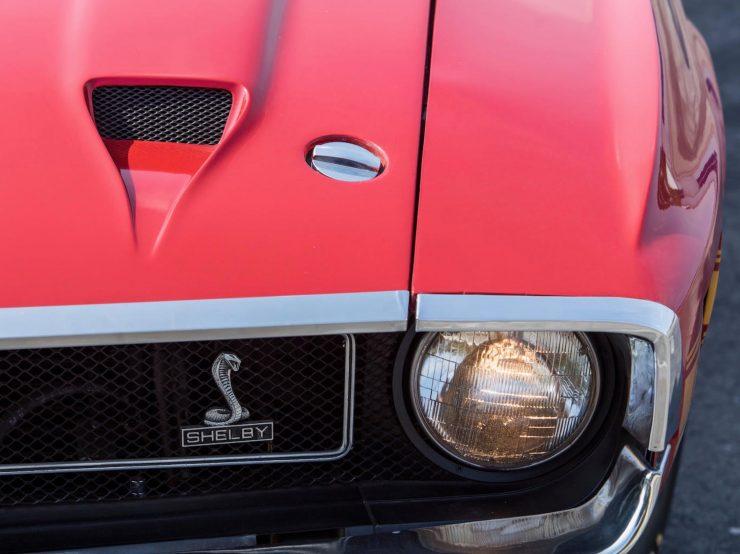 1969 Shelby GT500 Cobra