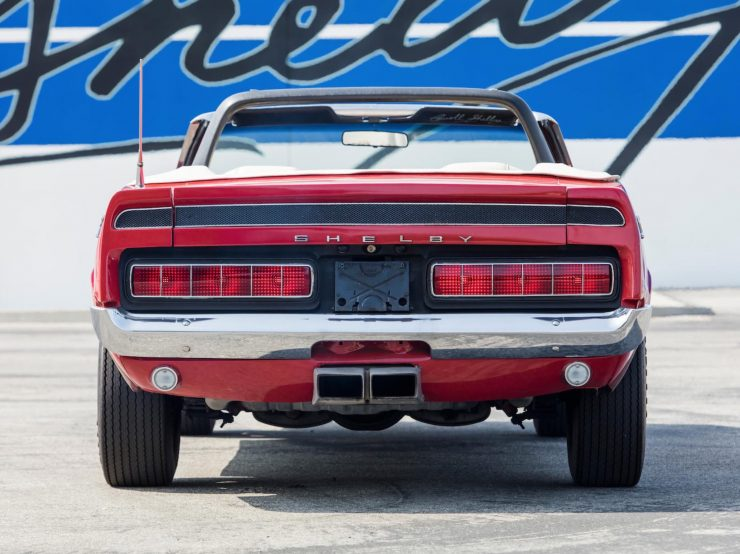 1969 shelby gt500 17 740x554 - This Was Carroll Shelby's Own Personal 1969 Shelby GT500