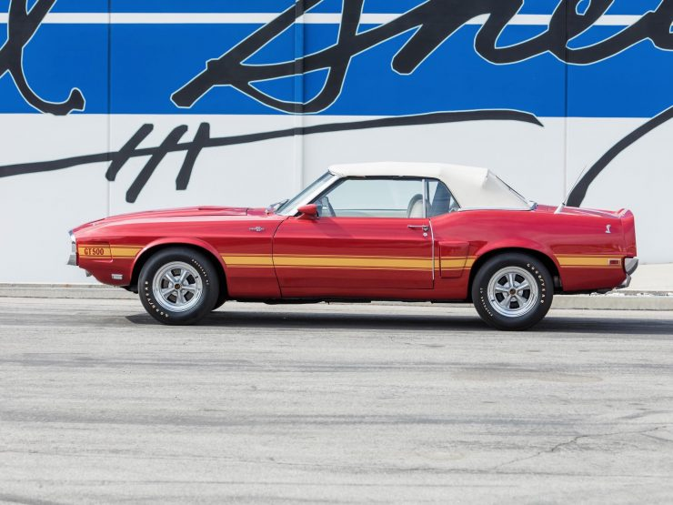 1969 Shelby GT500 Roof