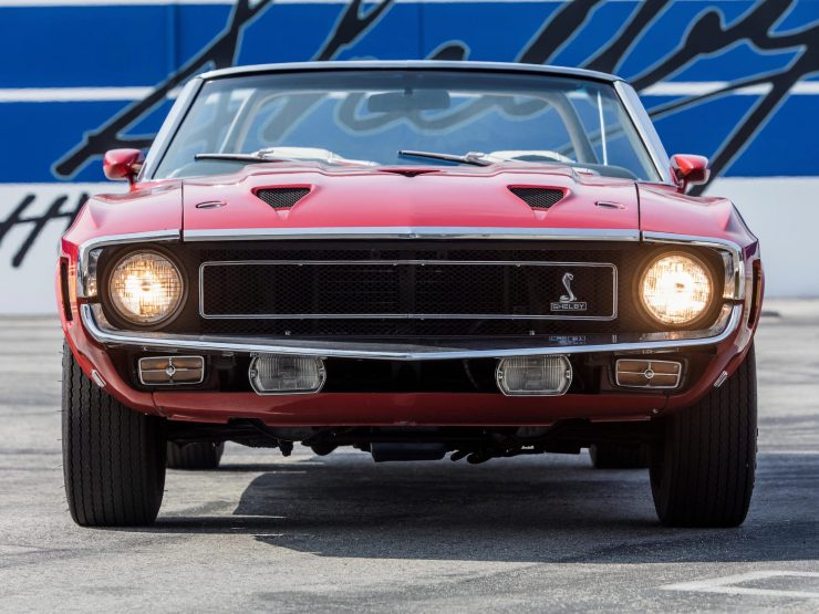 1969 Shelby GT500 Grille