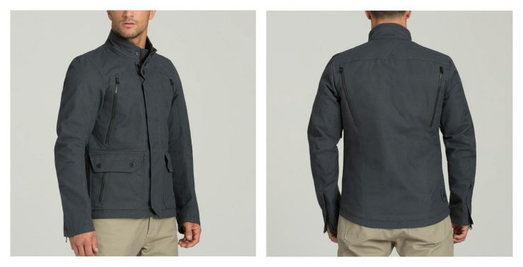 Aether Mojave Jacket Graphite