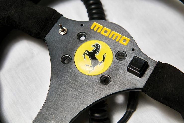 Alain Prost Ferrari 641 Formula 1 Steering Wheel 1