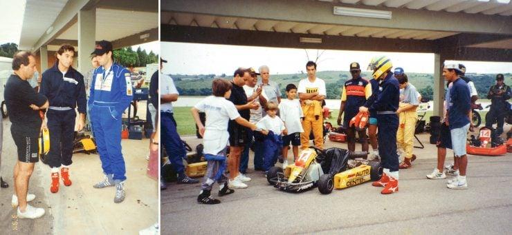 Ayrton Senna Picture