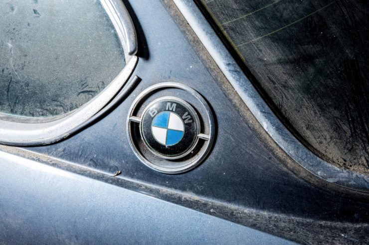 BMW 3.0 CSi Emblem