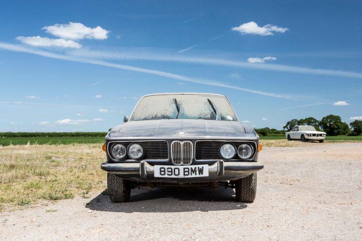 BMW 3.0 CSi Front
