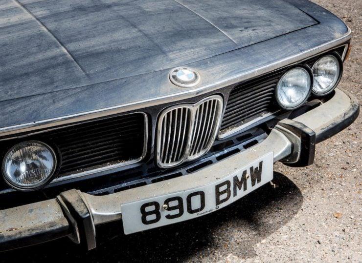 BMW 3.0 CSi Grille