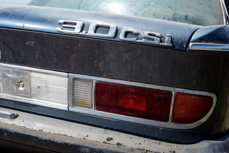 BMW 3.0 CSi Tail Light