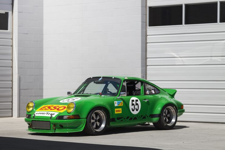 Custom Porsche 911 Race Car
