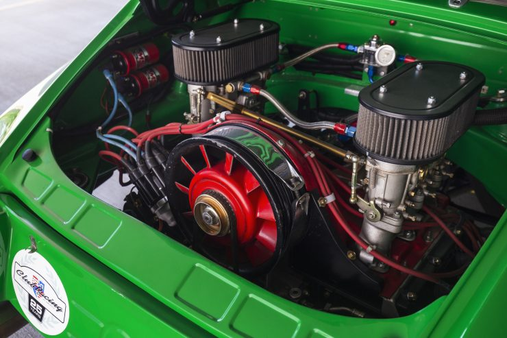 Custom Porsche 911 Race Car Engine 2