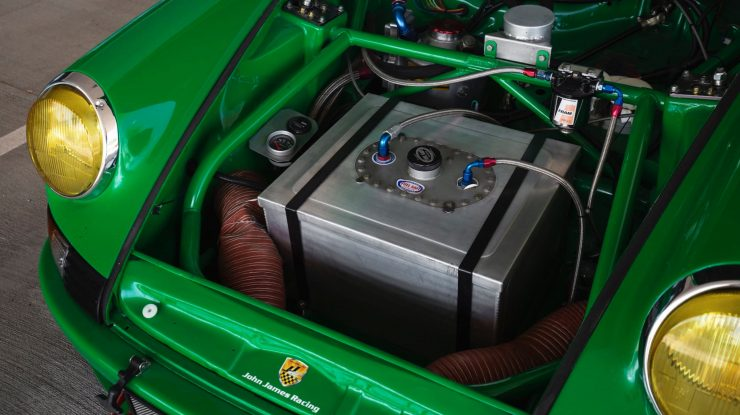 Custom Porsche 911 Race Car Fuel Tank