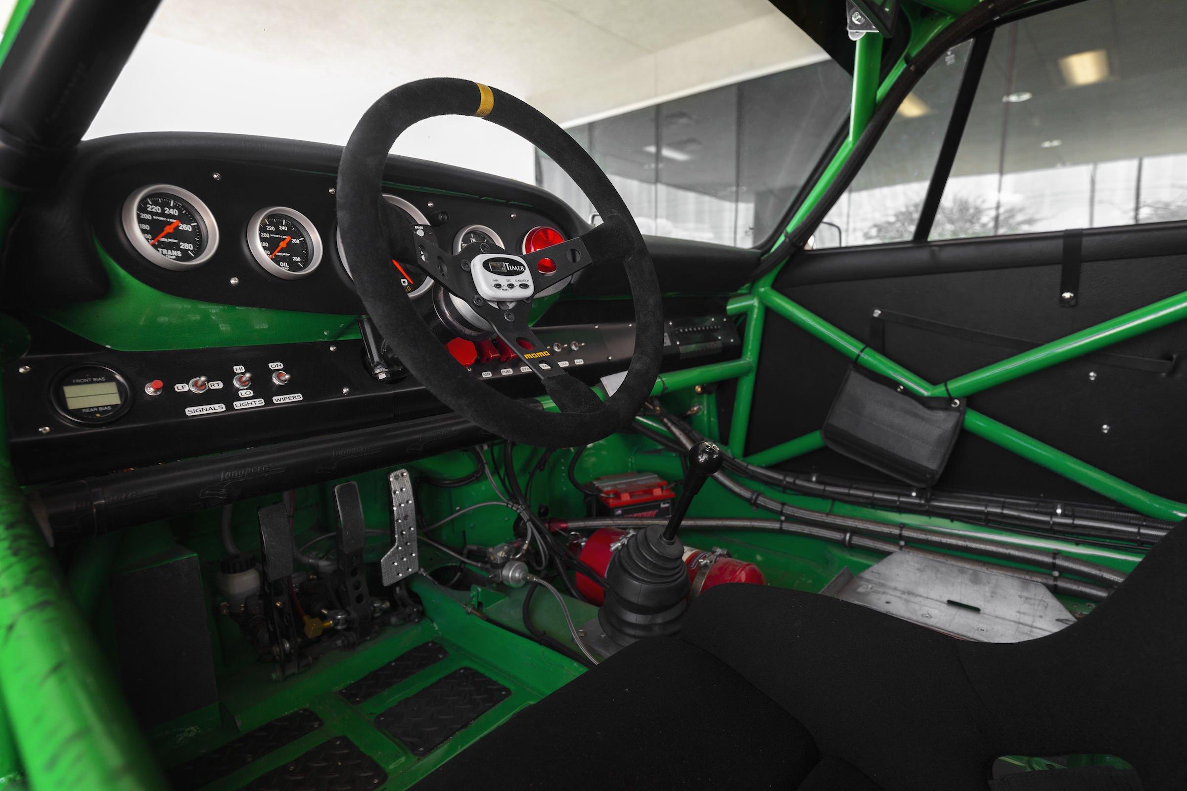 Porsche 911 Racer With A 3 2 Liter Stroker By Torque Power Racing