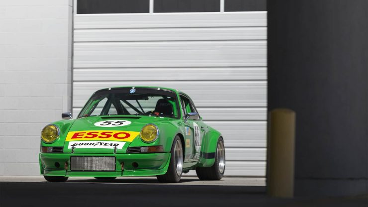 Custom Porsche 911 Race Car Main