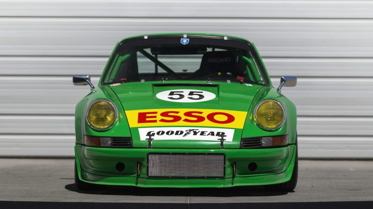 Custom Porsche 911 Race Car Nose
