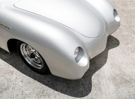 Dean Jeffries Porsche 356 1