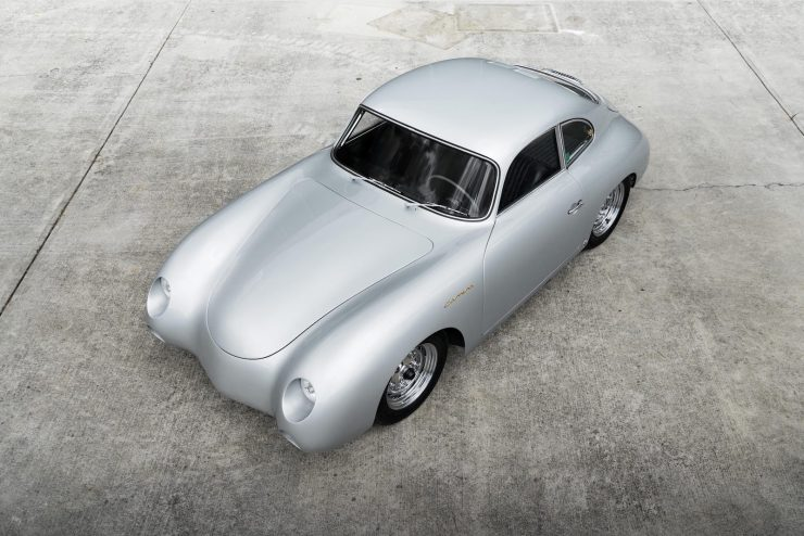 Dean Jeffries Porsche 356 11