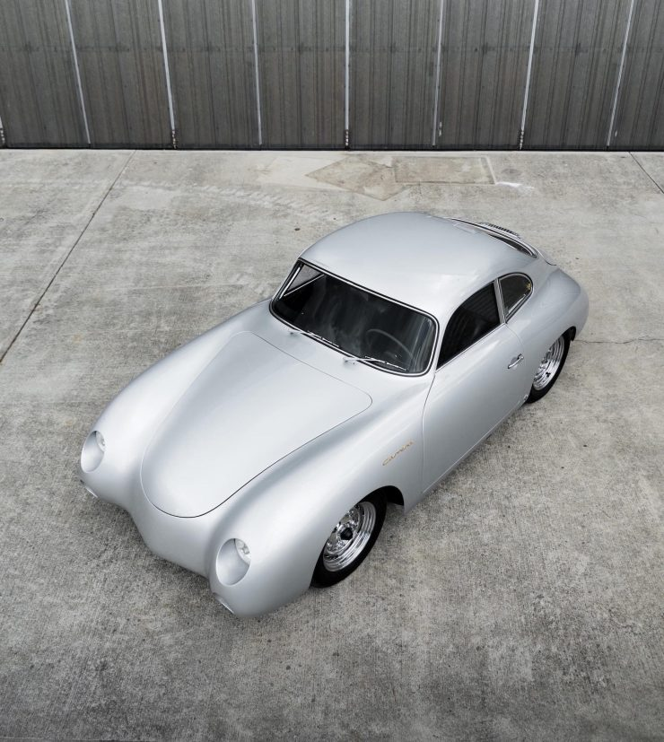 Dean Jeffries Porsche 356 13
