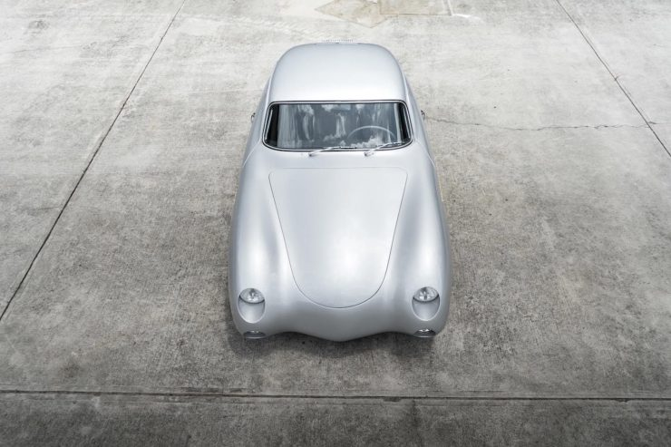 Dean Jeffries Porsche 356 14