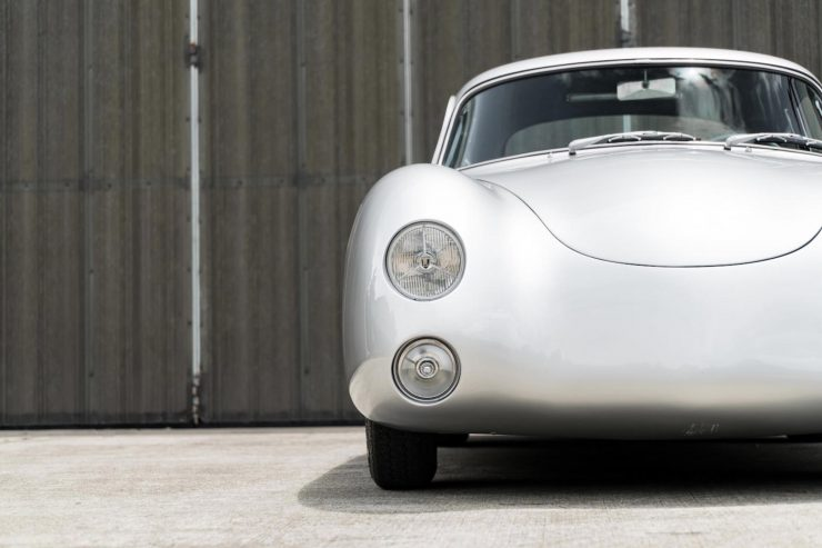 Dean Jeffries Porsche 356 2