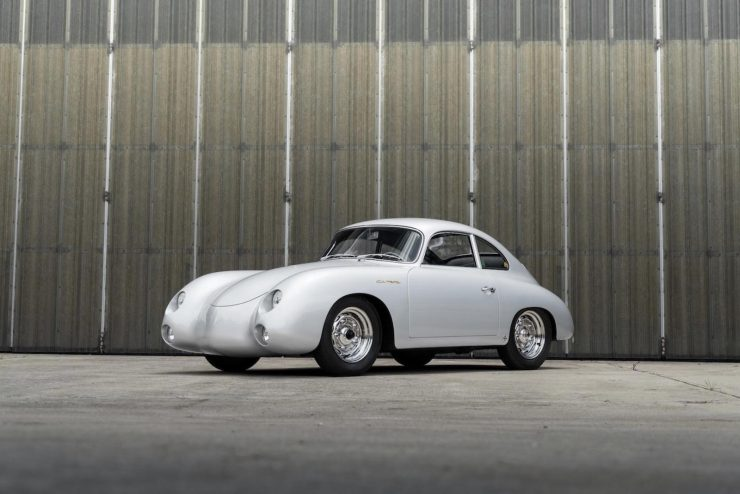 Dean Jeffries Porsche 356 4