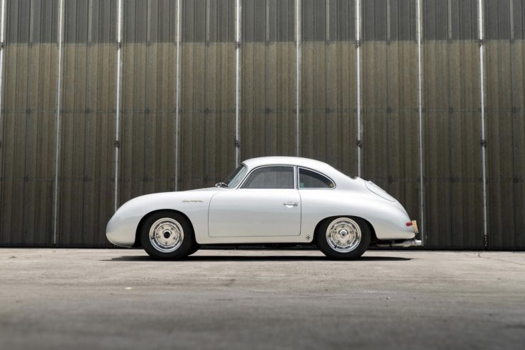 Dean Jeffries Porsche 356 7