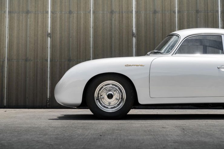 Dean Jeffries Porsche 356 8
