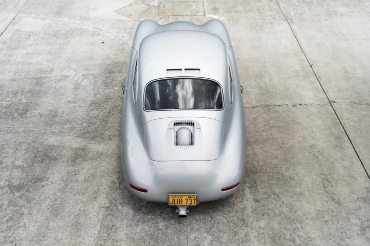 Dean Jeffries Porsche 356 9