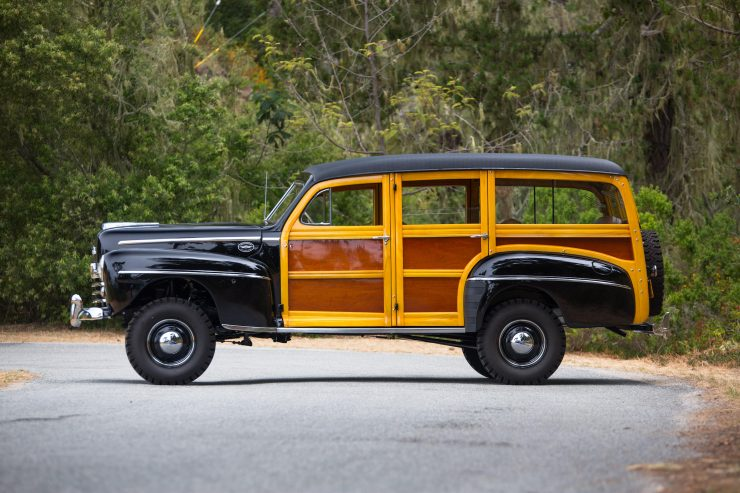 Ford Super Deluxe V8 Marmon-Herrington Wagon 4x4