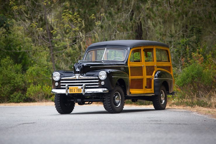 Ford Super Deluxe V8 Marmon-Herrington Wagon 4x4 Main