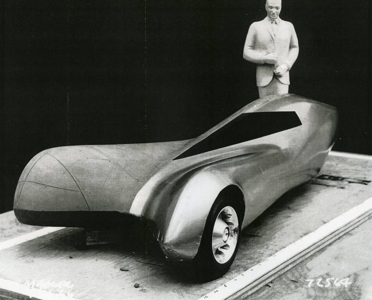 General Motors Three-Wheeler Designed By Peter Maier 8